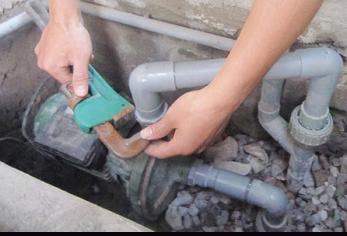 sửa máy bơm nước tại khu vực bình dương