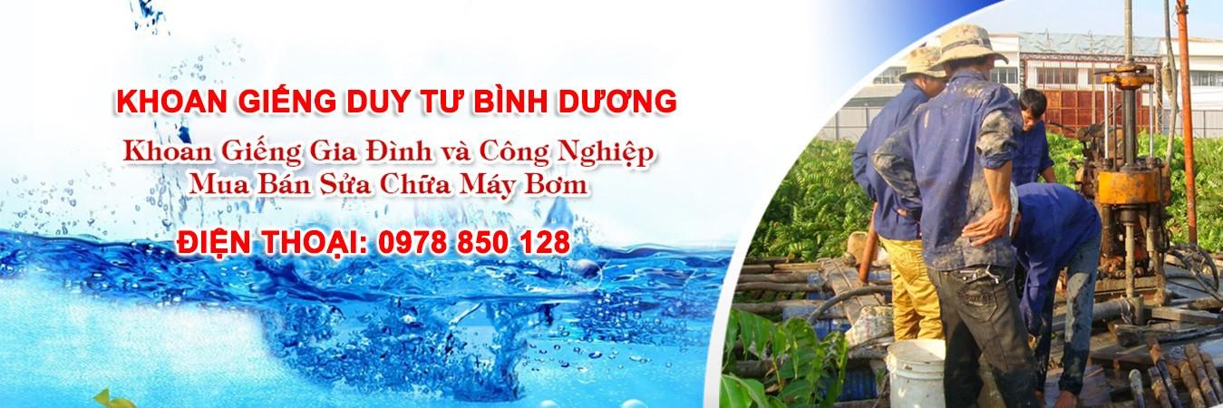 Khoan Gieng Binh Duong
