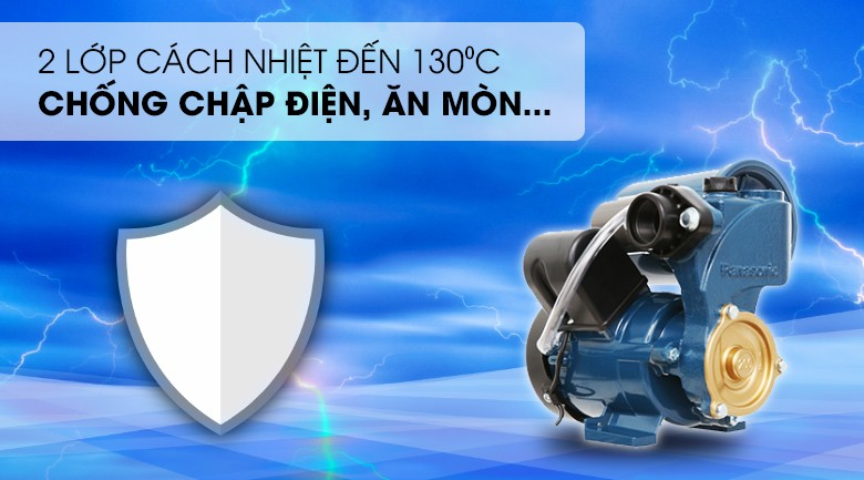 Máy bơm nước tăng áp Panasonic A-200JAK 200W